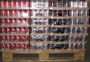image palette coca cola
